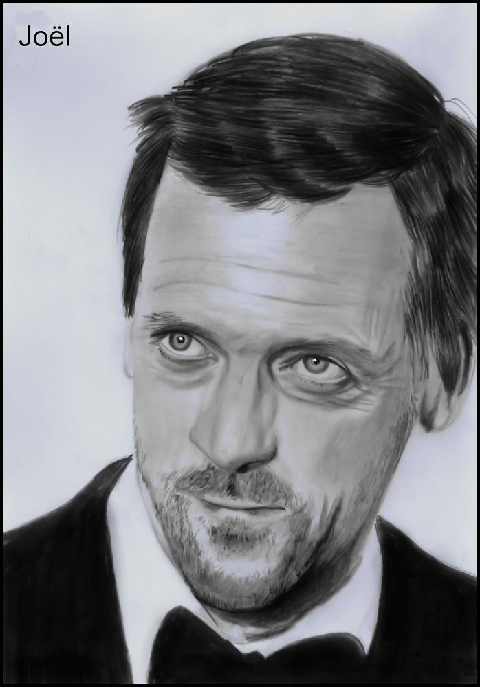 Hugh Laurie par klk68